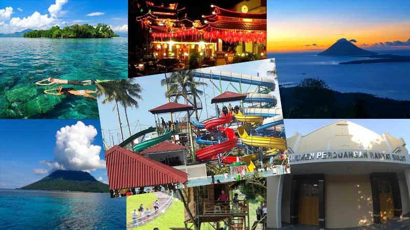 7 Objek Wisata Di Manado Sulawesi Utara Terbaik Dan Terpopuler