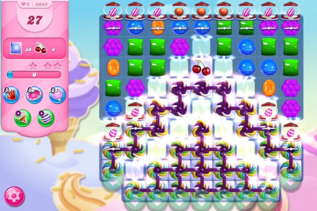 Candy Crush Saga level 6049