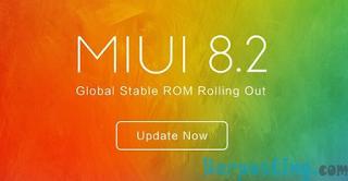 miui 8.2 update