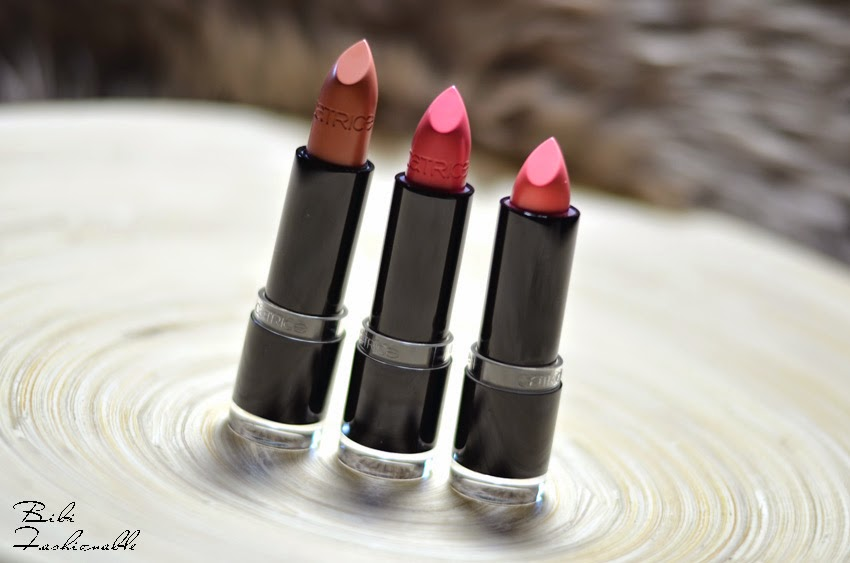 Catrice Ultimate Colour Lipsticks