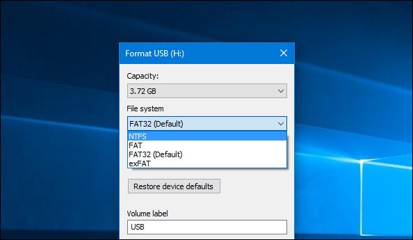 كيفية تقسيم الفلاشة لأكثر من بارتيشن بدون برامج 2.PNG