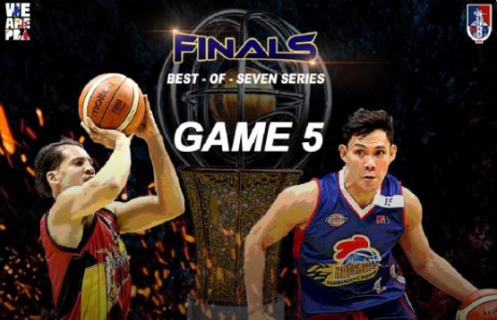 San Miguel vs Magnolia Game 5 PBA Philippine Cup Finals 2018