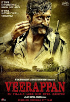 Veerappan 2016 480p Hindi pDVDRip Full Movie Download
