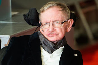 Professor Stephen Hawking birthday