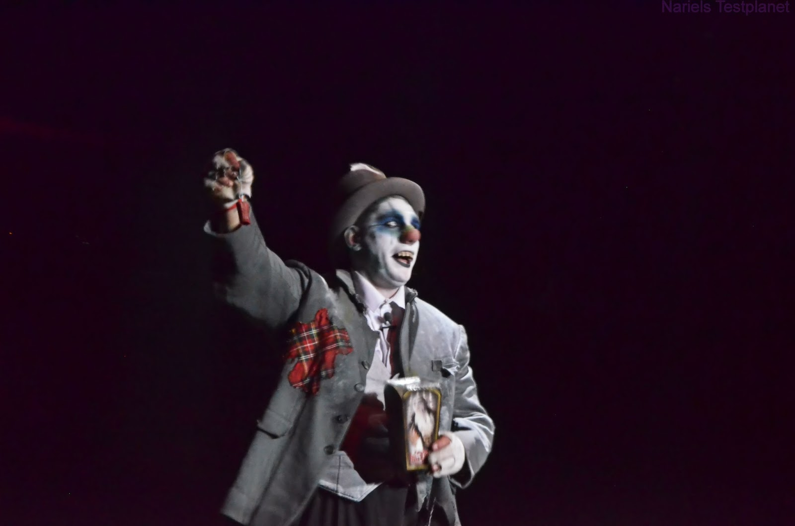 horror zirkus krefeld