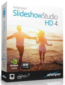 Ashampoo Slideshow Studio HD 4.0.9.3 Multilingual Full Version