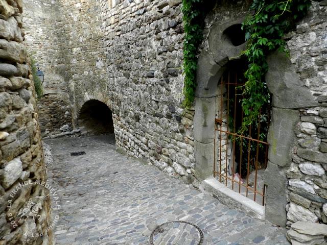 MINERVE (34) - Cité cathare