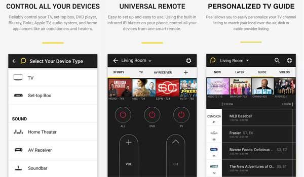 5 Aplikasi Remote Control AC, TV, dan Peralatan Lainnya Untuk Android