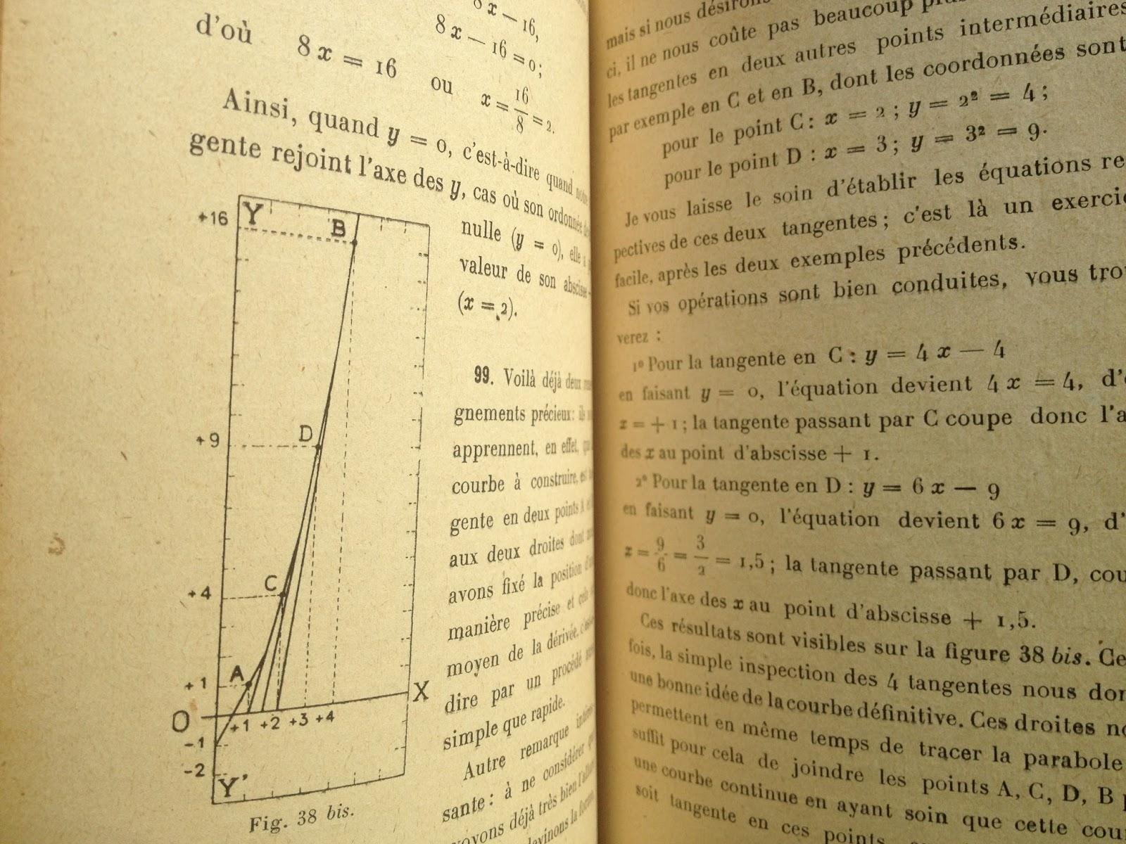 pour comprendre le calcul differentiel