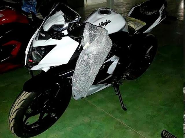 Kawasaki Bakal Mengeluarkan Sport Bike Satu Silinder 250cc Untuk Pasaran Asia?