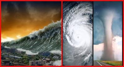 مواقع عالمية تحذر رسميا : اعصار مدمر سيضرب المتوسط شمالا وجنوبا ..وهذه المدن التونسية مهددة الى جانب فرنسا وايطاليا