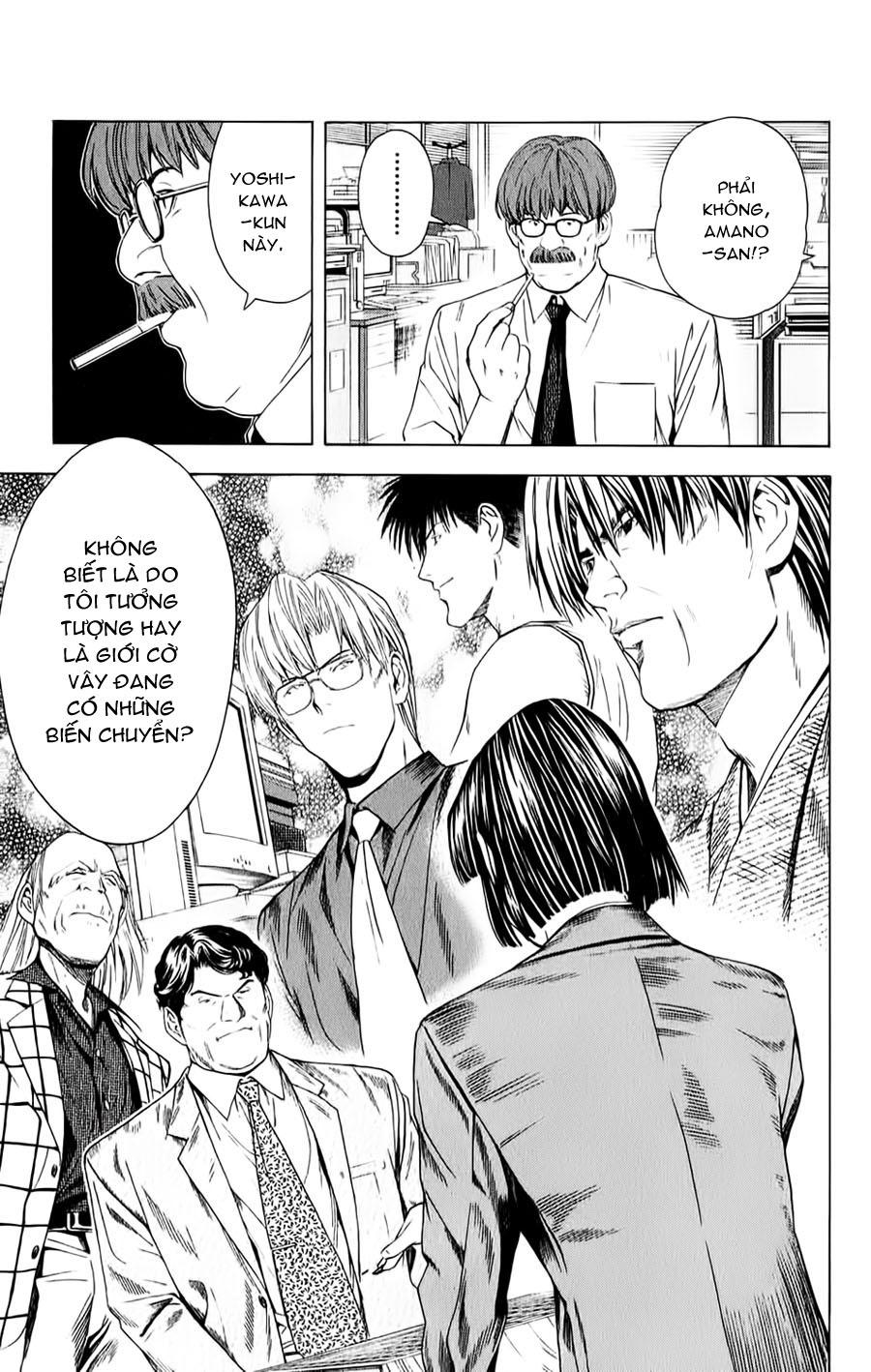 Hikaru No Go hikaru no go chap 143 trang 20