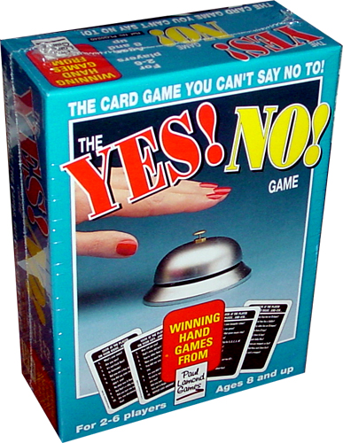 Farlands Games: Game Review: Yes! No