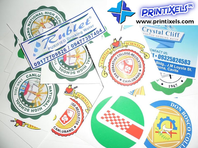 We are steadfast and passionate about delivering the best customized sticker printing services in cavite laguna and metro manila philippines