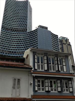 contrasti a singapore