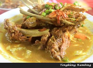 resep tengkleng kambing tanpa santan