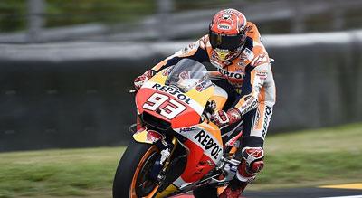 """Honda Ujicoba Sasis Baru, Marquez: """"Belum Ada Perbedaan Besar"""""""