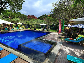 Accommodation or hotels near Sanur Beach, Bali: Laghawa Beach Inn
