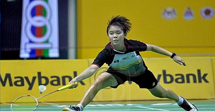 Badminton Youth Olympics 2018