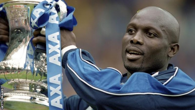 Ex-soccer star 'King George' Weah wins Liberia's presidency