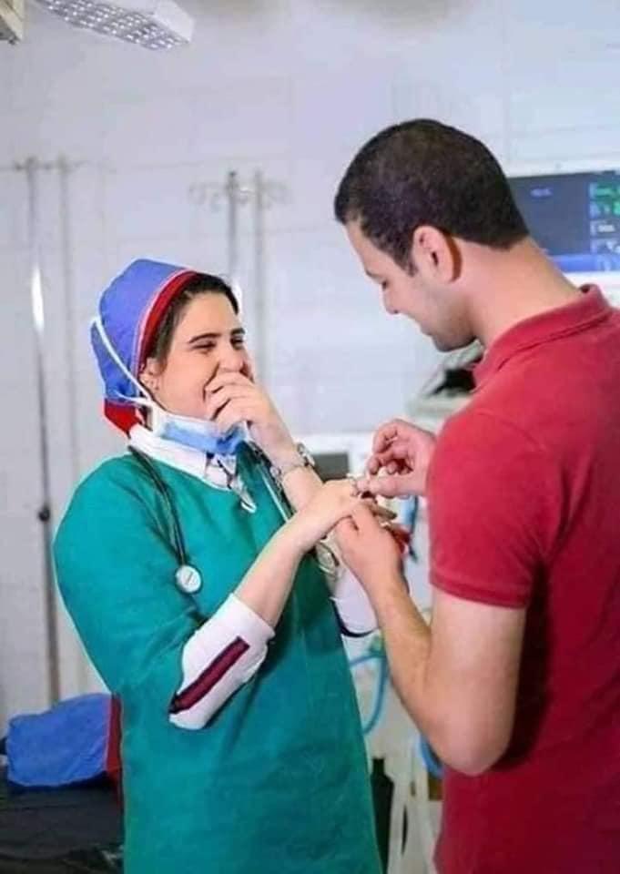 doctor married cornavirus patient