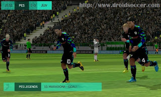 DLS 15 Mod PES 2018 by Krisyanto Apk + Data Obb