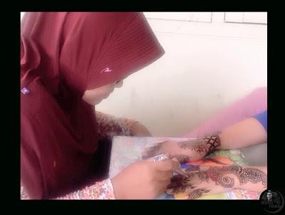 Cucu Henna Herbalis Ukir Henna Pengantin
