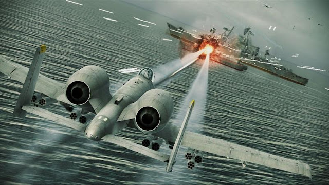 Ace Combat Assault Horizon Full Version