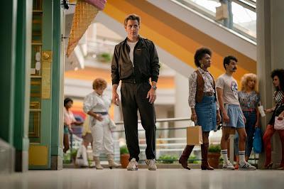 Image of Chris Pine as Steve Trevor in Wonder Woman 2 movie
