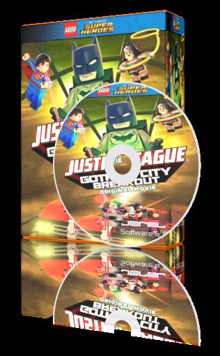 Liga de la Justicia Lego: Escape en Ciudad Gótica (2016)