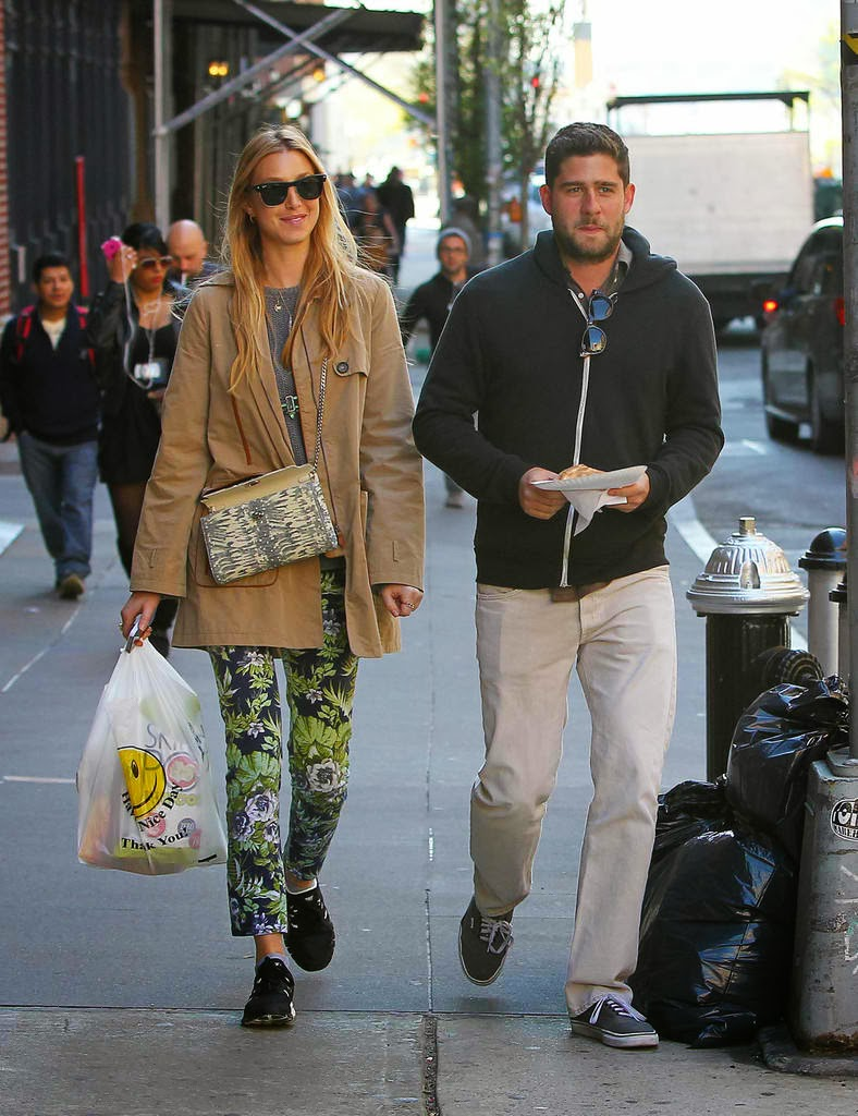 Whitney port dating tim rosenman
