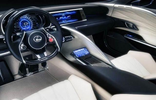 2017 Lexus LS 460 F Sport Price