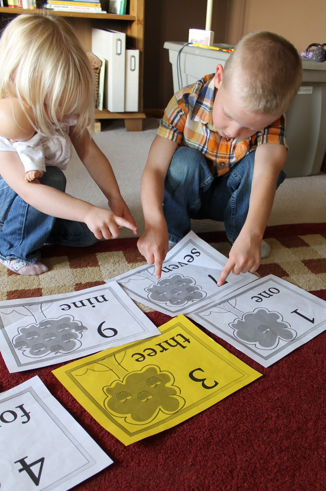 Preschool Homeschool
