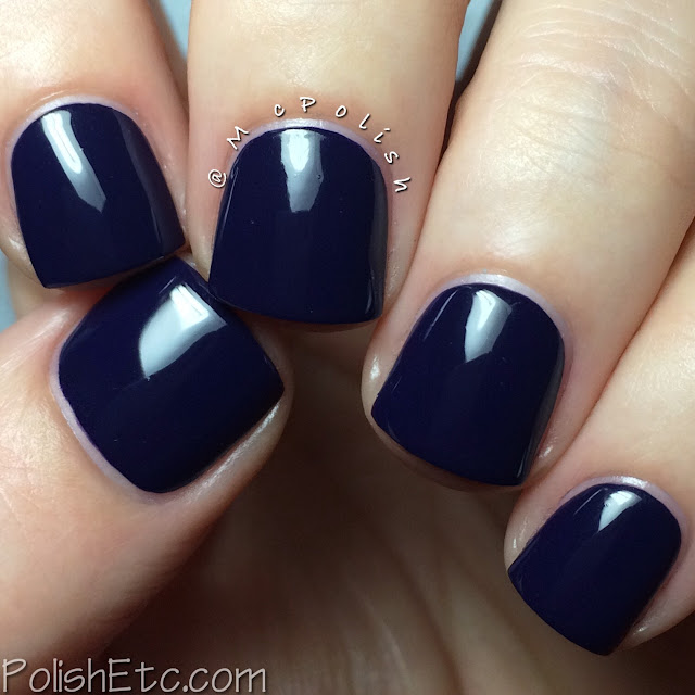 KBShimmer Fall 2015 Collection - Soul Deep - McPolish
