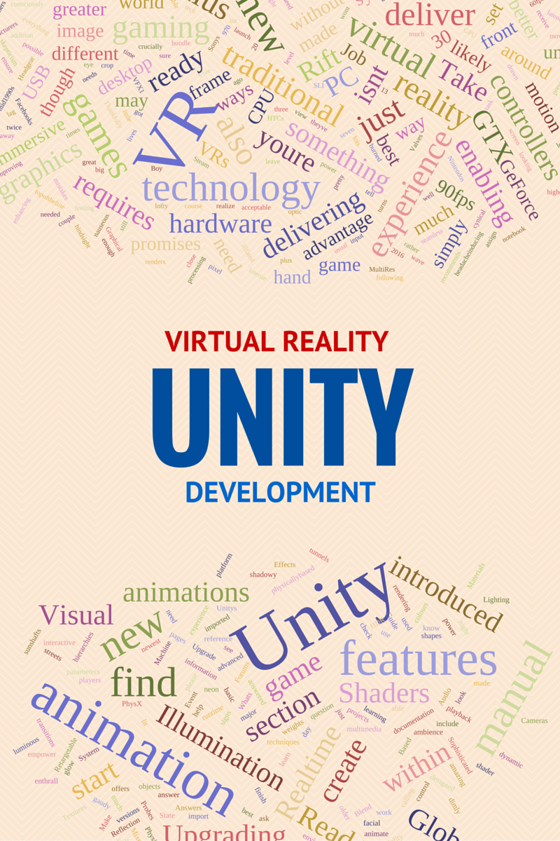 unity how to make a vr game