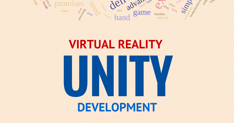 Can Unity S Ui System Be Used In Virtual Reality