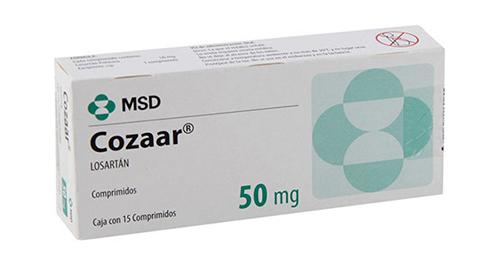 كوزار Cozaar أقراص لعلاج ضغط دم مرتفع