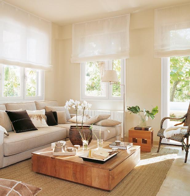 Decoração de salas pequenas: lindas e alguma tem seu estilo. Blog Achados de Decoração