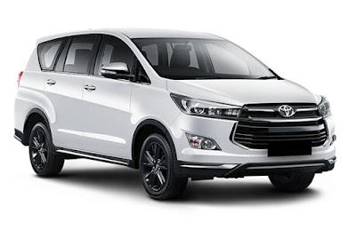 2017 Toyota new Innova Crysta Touring Sport variant