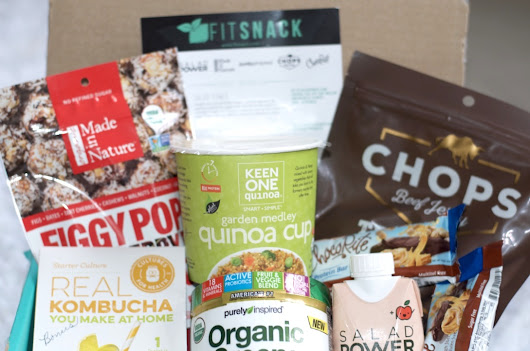 My Review Love!!: FitSnack - Perfect Way To Gear Up Your Fitness routine! #CouponCode