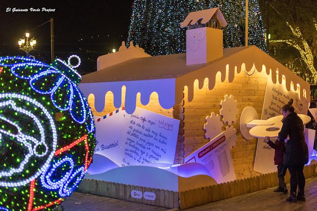 Buzones de Navidad en Bilbao por El Guisante Verde Project