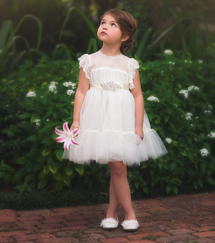 e564dd2977183 You can find a wide range of toddler flower girl dresses exclusively  designed by the girls boutique clothing which fabricates these trendy  attires with soft ...