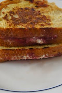 Cream Cheese and Jam French Toast: Savory Sweet and Satisfying