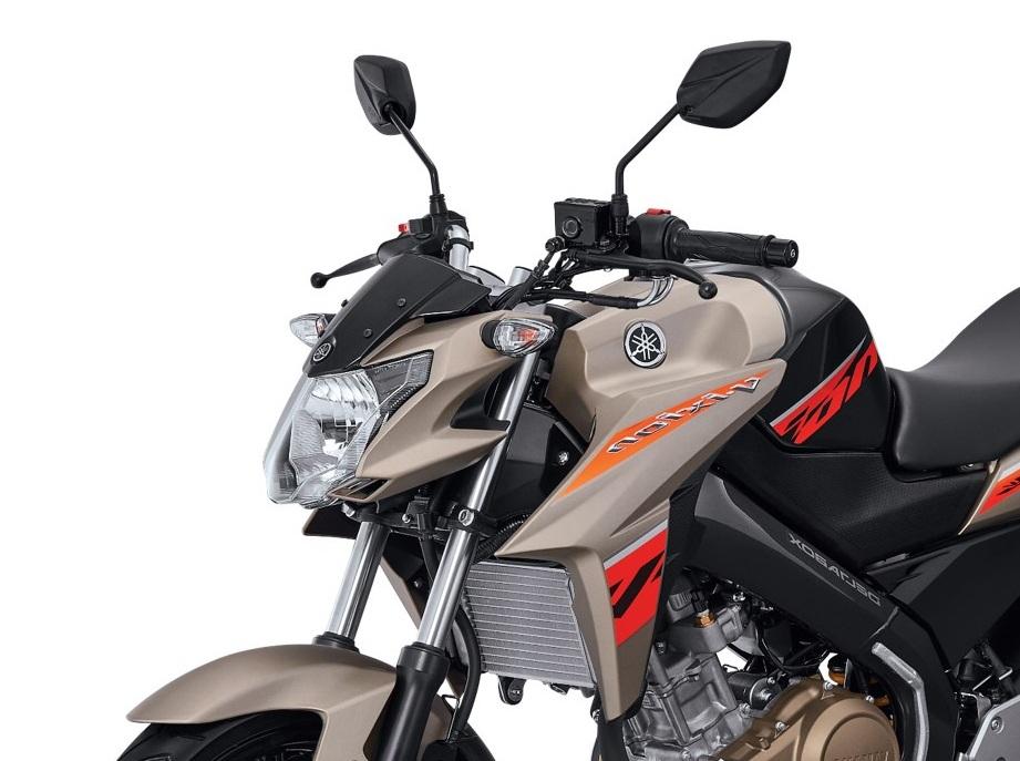 Yamaha rilis vixion terbaru 2016 ada warna baru hustle gold harga rp 25 3jutaan motorjipi com Advance motor