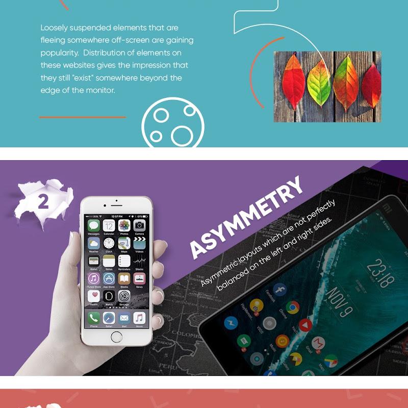 Top 2017 web design trends [infographic]