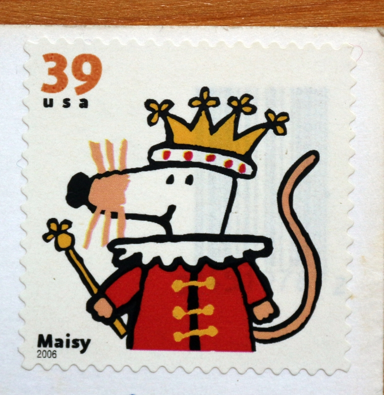 Mail Adventures Sunday Stamps Q For Queen