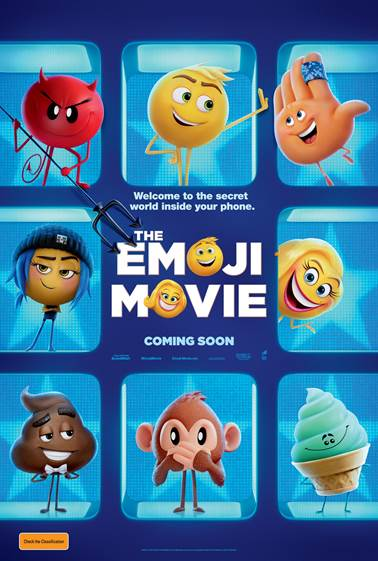 The Emoji Movie [2017] [DVDR] [NTSC] [CUSTOM BD] [Latino]
