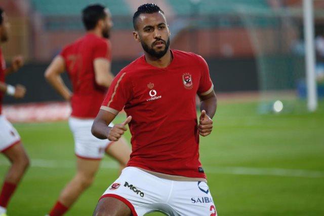 أخبار الرياضة .. حسام عاشور يخضع لكشف طبى قبل مباراة طنطا الجمعة المقبل