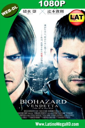 Resident Evil: Vendetta (2017) Latino Full HD WEB-DL 1080P - 2017