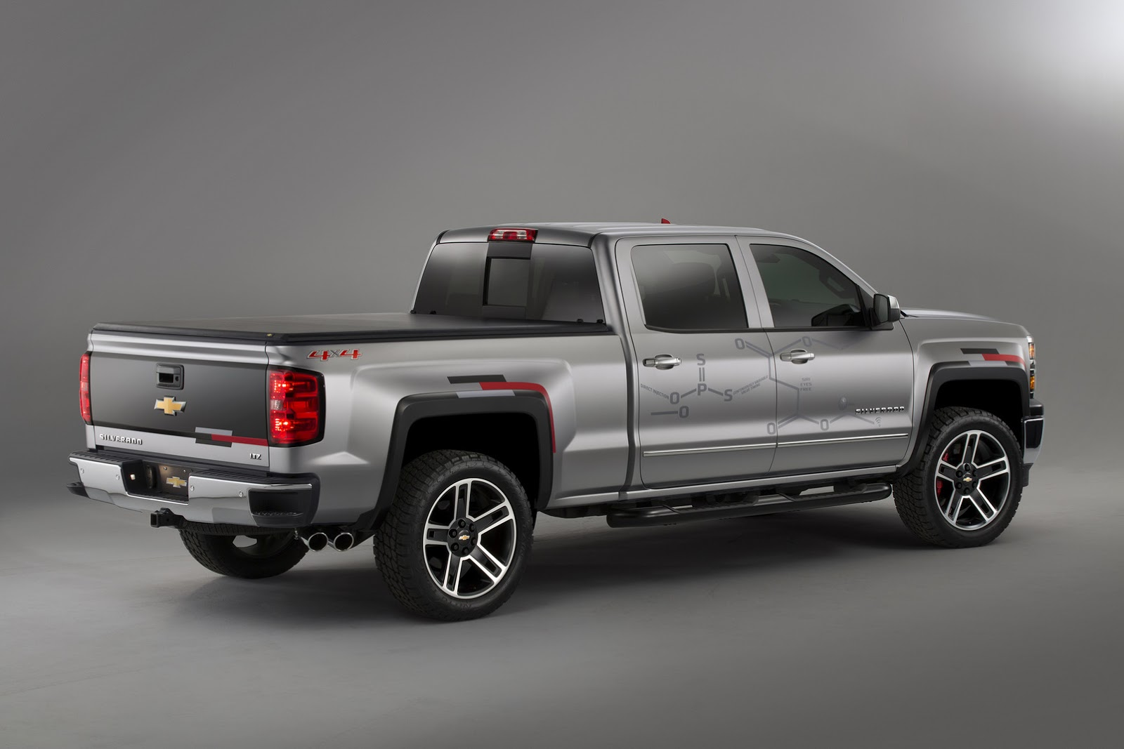 Chevy's Silverado Toughnology Concept Sounds Lame, Looks Good